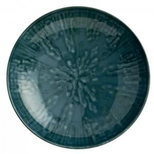 PLATO HONDO 22 CM FUSION BLUE X 4 UND